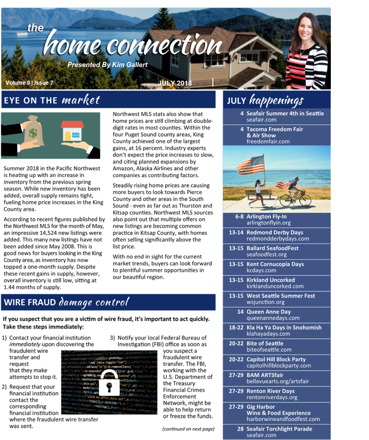 the home connection